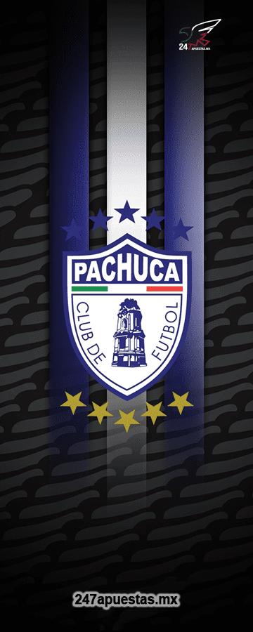Apuestas en línea por el Pachuca