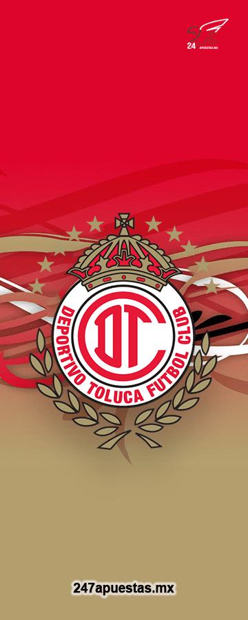 Apuesta en línea por el Toluca