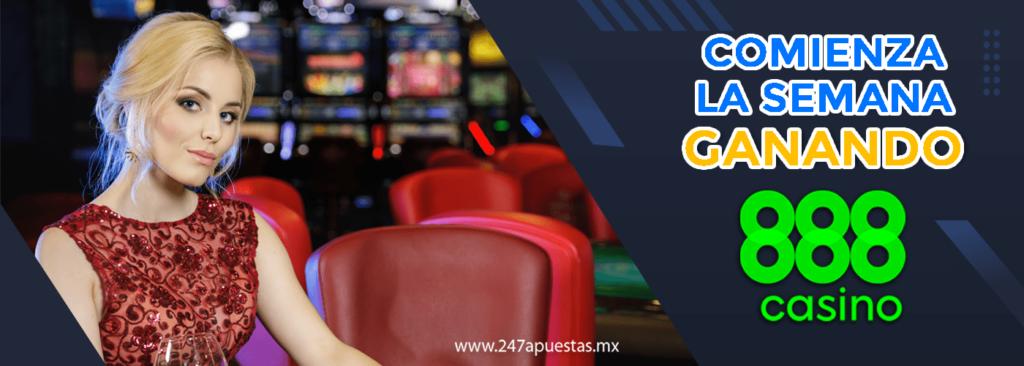 888Casino en línea en México