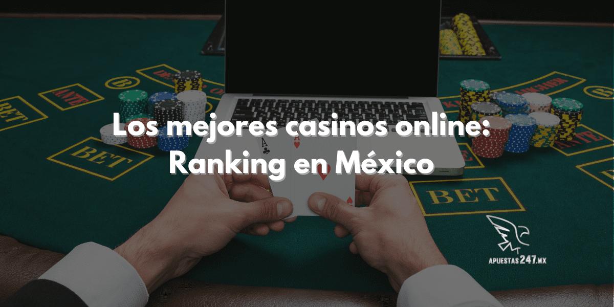 Ranking de los mejores casinos para apostar en 2021